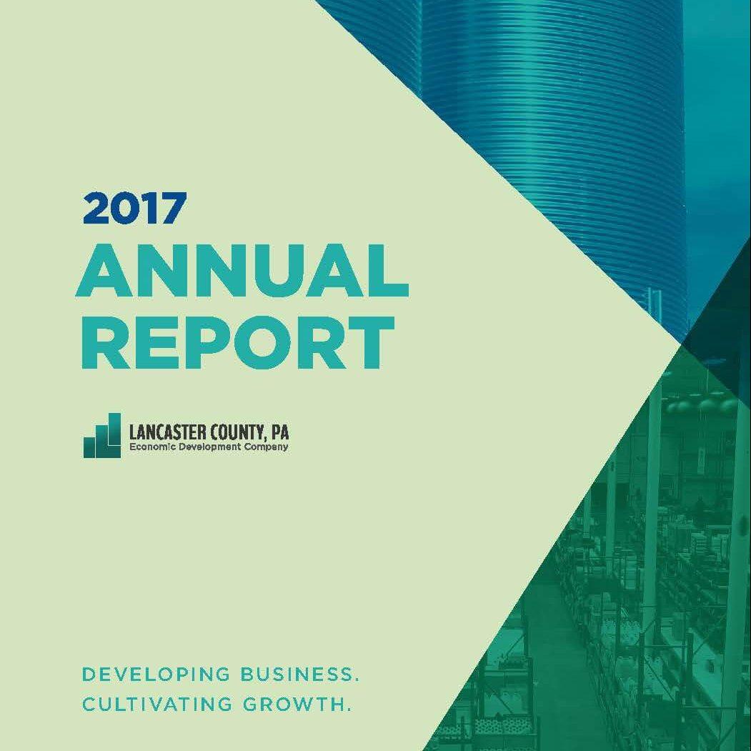 Annual Reports Economic Development Company of