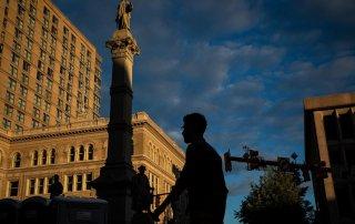 Lancaster PA Penn Square - Credit Damon Winter The New York Times